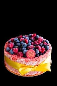 patisserie charlottes aux fruits