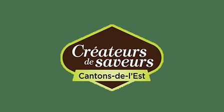Logo Créateurs de saveurs - Canton-de-l'Est