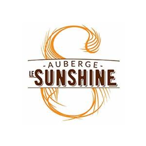 Logo Auberge Le Sunshine
