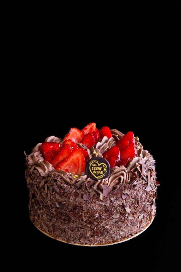 Shortcake chocolat