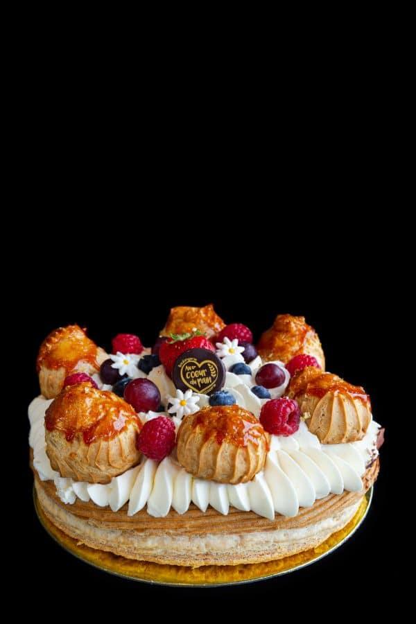 gâteau St Honoré