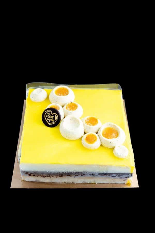 gâteau ô paradis